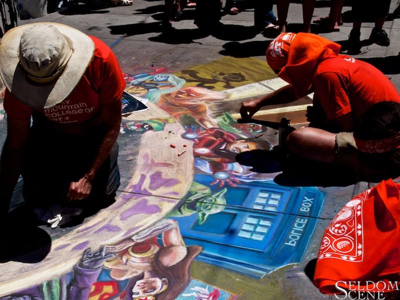 2013.06.02 Denver Chalk Art Festival 010