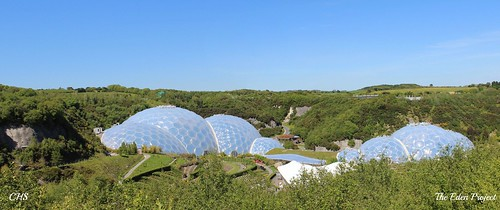 The Eden Project by Stocker Images