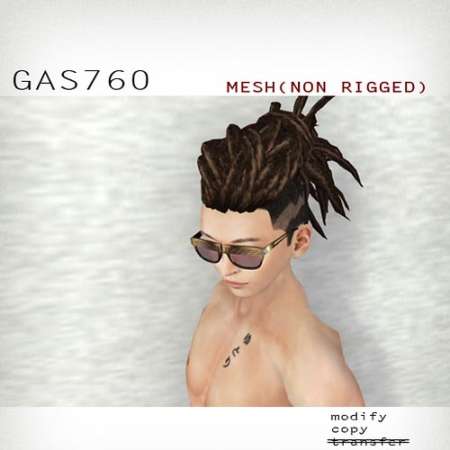 booN GAS760 hair