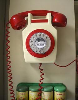 Retro BT telephone