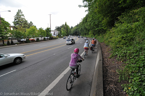 Riding Portland's urban highways-26
