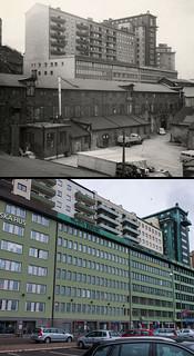 Gothenburg, Otterhällan 1962 / 2013