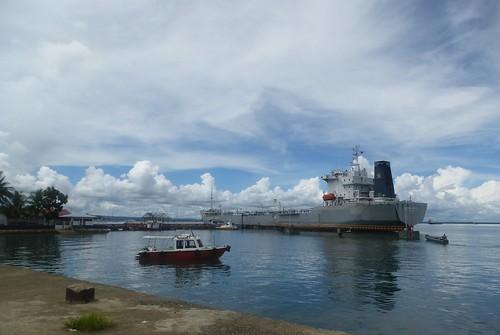 Papua13-Sorong-Port (1)