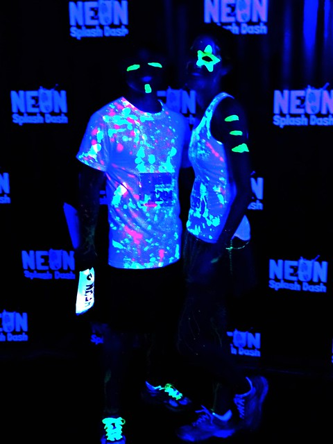 @delovelydetails at The Neon Splash Dash