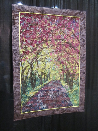 """Spring Stroll"" by Sally Manke of Arcadia, MI"