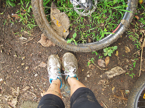 Sole Sisters On Assignment: A Non-Biker's Trail