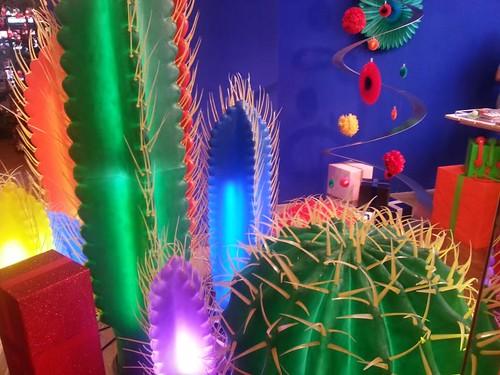 Cactus garden lamps Conran Shop