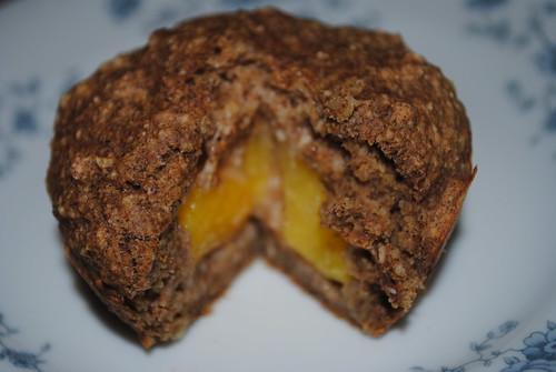 Cinnamon- Almond Fruity Surprise Muffins (6)