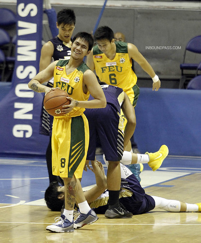 UAAP Season 76: NU Bulldogs vs. FEU Tamaraws, Aug. 14