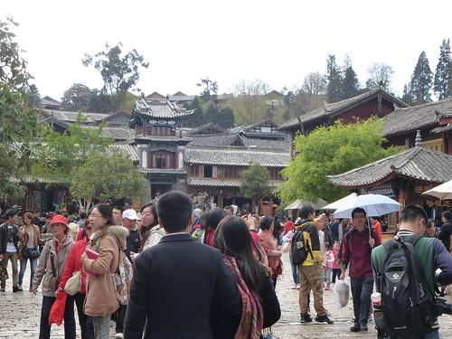 Yunnan13-Lijiang-Sifang Square (12)