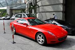 Singapore - 2009 Ferrari 612 Scaglietti
