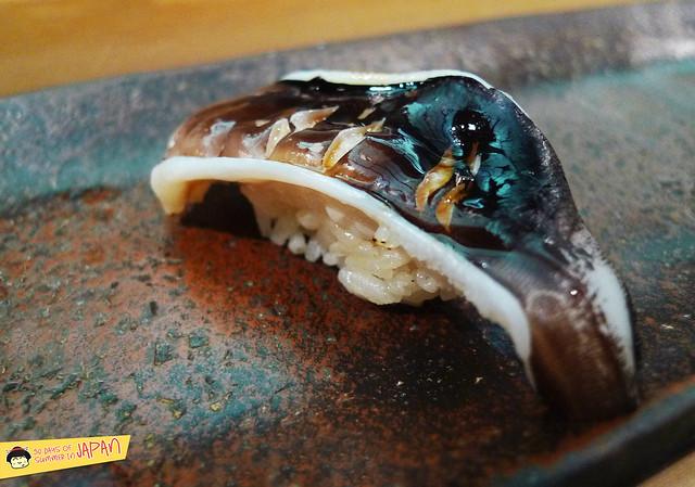 Sushi Sho - Tokyo - Torigai Cockle