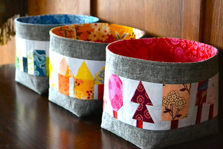 Sewing Room Swap Baskets