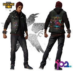 inFAMOUS Second Son: JOS Vest