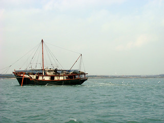 003 Vissersboot