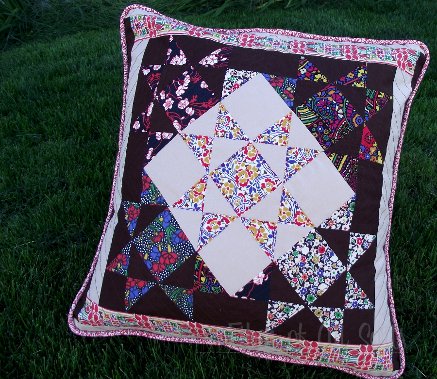 Liberty Pillow Challenge - Front