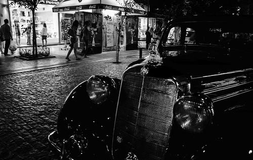 athes street by stefanos_kastrinakis