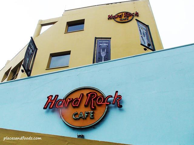hard rock cafe argentina