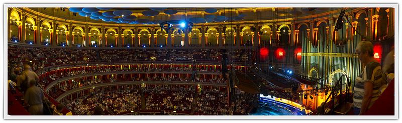 Panorama Royal Albert Hall