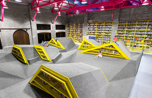 Childrens-Library-Cultural-Center-Conarte-Monterrey-Anagrama-4