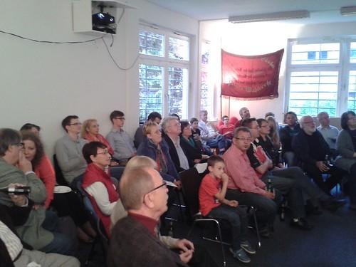 Wahlabend der SPD Harburg