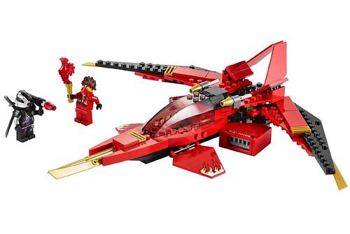 LEGO Ninjago Kai Fighter 70721