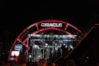Oracle Appreciation Event at Treasure Island
