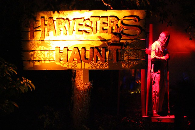 Howl-O-Scream 2013 at Busch Gardens Tampa