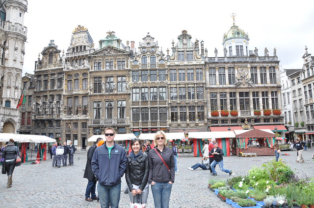 Grand Place in Brussels