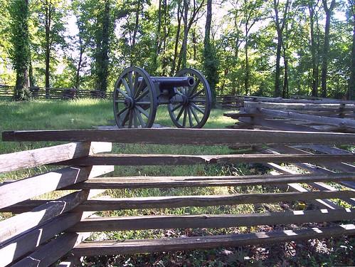 Shy's Hill - Nashville Battlefield