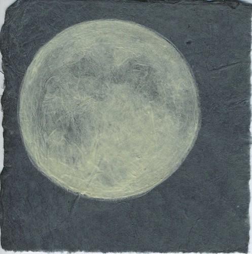 moon-gazing by Bricoleur's Daughter