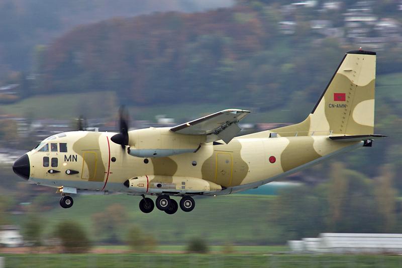 طائرات النقل العاملة بالقوات المسلحة المغربية 10558515433_c0f6423d18_o