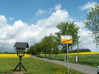 Wind aus Südosten, die Witterung in Sachsen droht umzuschlagen0042