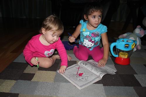 Dakota Coloring with Bella