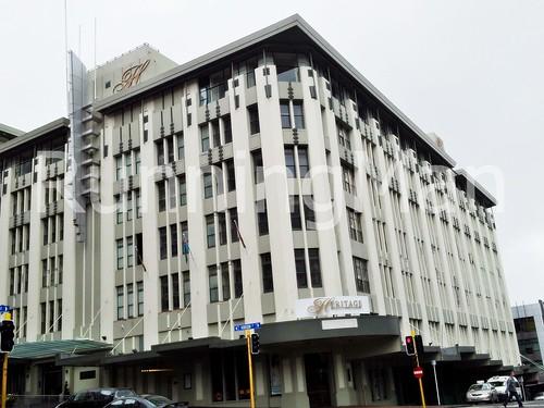 Heritage Hotel 01 - Exterior Facade