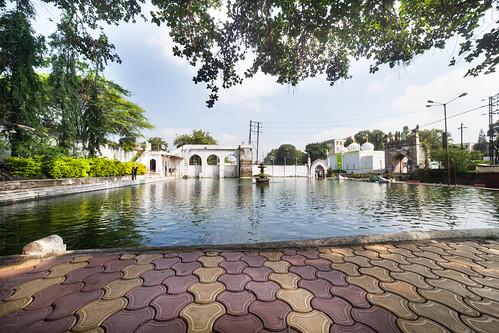 india roadtrip reservoir maharashtra aurangabad panchakki auranga