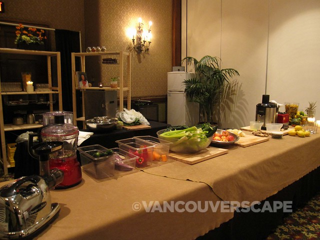 Nourish Healing Foods seminar