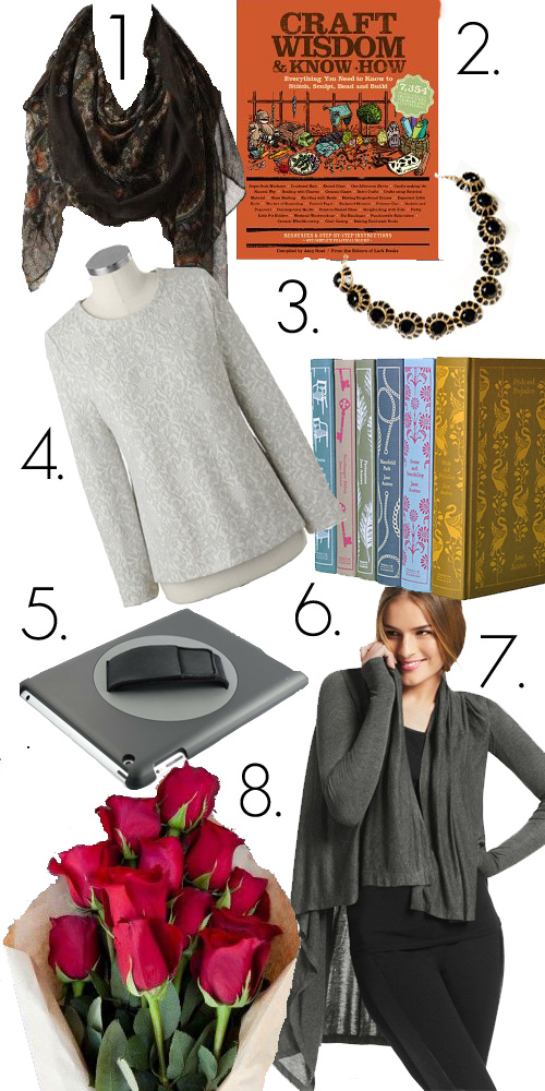 mothers'gift-guide, gift, present, holiday, Christmas, books, clothes, iPad-accesory,women-over-forty,
