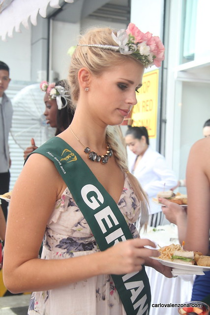 Miss Earth 2013 Candidates in Finessa Aesthetica  (8)