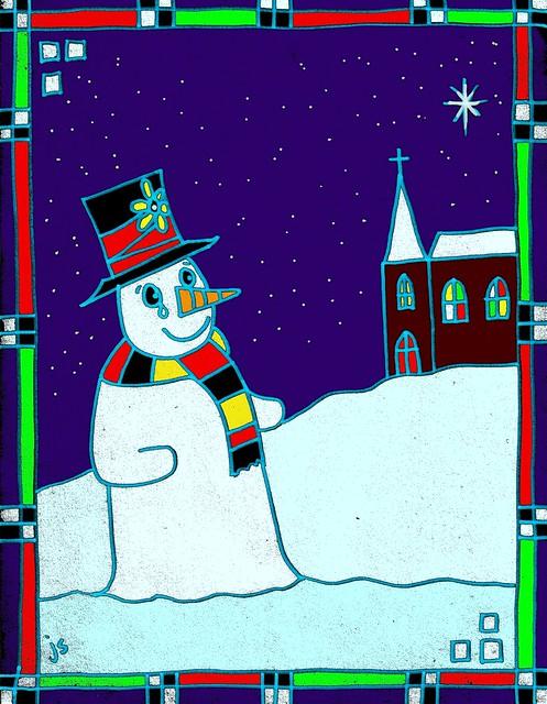Even Snowmen Know