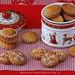 Honey christmas cookies by Akane86