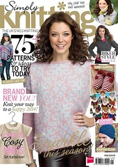 Simply Knitting issue 115