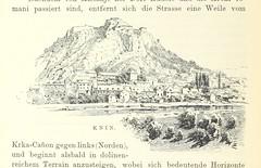 """British Library digitised image from page 212 of """"Führer durch Dalmatien ... Verfasst von R. E. Petermann. Mit 165 Illustrationen von L. H. Fischer, 4 geographischen Karten und 4 Stadtplänen"""""""