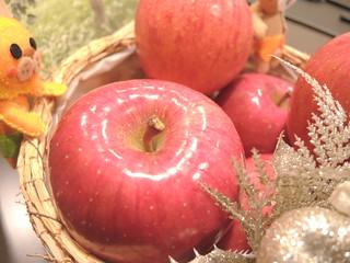 リセッタさん オーナーりんごのディスプレイ2