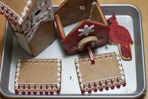 IMG_2996 Cardinals Birdhouses m5cake.com