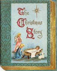 The Christmas Story Vintage Christmas Card