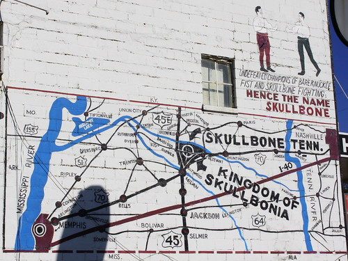 Hamptons of Skullbone, TN Murals