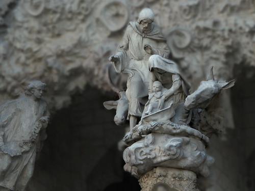 Natividad.... pero en donde?...Sagrada Familia