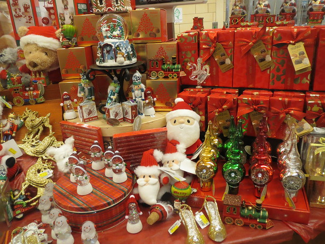 Christmas Toys and Decor