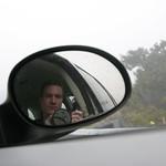 Me in the car, Maui